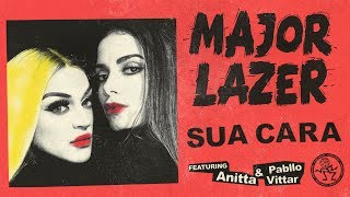 Major Lazer & Anitta & Pabllo Vittar - Sua Cara (Audio)
