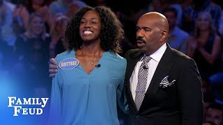 Watch Yo'shieba's Fast Money. WOW! | Family Feud