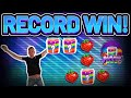 WORLD RECORD WIN! JAMMIN JARS BIG WIN - CasinoDaddys BIGGEST WIN EVER