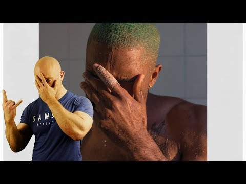 FRANK OCEAN - BLONDE | FULL ALBUM REACTION AND DISCUSSION!!