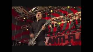Anti-Flag Stars and Stripes (Un-official Music Video)