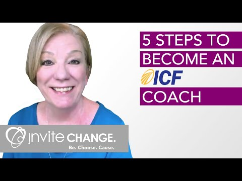 How to Become an ICF Coach - YouTube