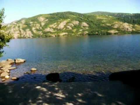 Lago de Sanabria (Sanabria´s See) bei Zamora & das Buch das ihn bekannt machte