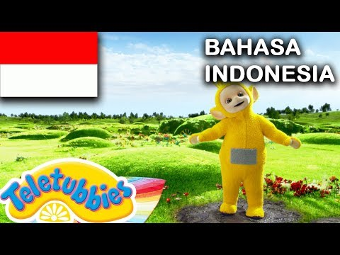 ★Teletubbies Bahasa Indonesia★ Jejak Berlumpur ★ Full Episode - HD | Kartun Lucu 2018