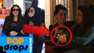 Ana Carolina e Letícia Lima são flagradas #PopDrops @PopZoneTV