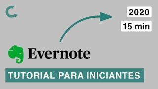Tutorial Evernote Para Iniciantes (15 Min)