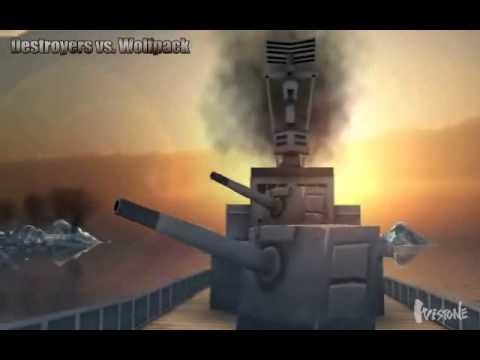 Видео Destroyers vs. Wolfpack