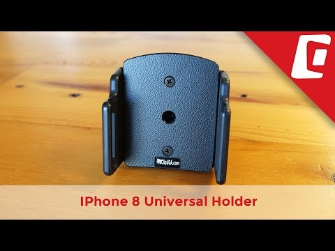 Play Video: Adjustable iPhone Holder