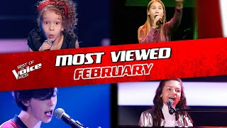 TOP 10 | The Voice Kids: TRENDING IN FEBRUARY 2020