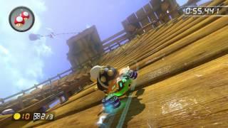 Shy Guy Falls - 1:52.824 - Fλ ENERGY (Mario Kart 8 World Record)