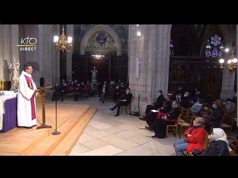 Conférence de Carême de Notre-Dame de Paris: l'homme béatifié, qu'est ce que le salut?