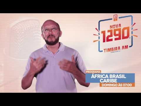 Rádio Timbira- Programa África Brasil Caribe