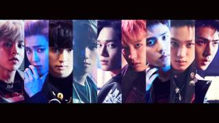 EXO  / 「Run This」試聴用音源(12.07SINGLE「Coming Over」収録曲)