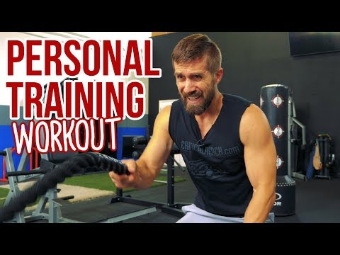 Personal Training Workouts - Beginner to Advanced Training ...