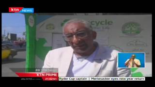 KTN Prime: A tech startup in Alexandria encourages residents to install waste recycling machines