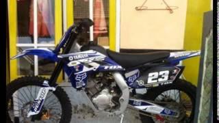 Yamaha Jupiter Z Modif Trail 123vid