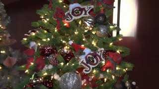 When is the right time to take Christmas decorations down?