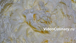 Крем Шарлотт на желтках - рецепт очень вкусного крема от Бабушки Эммы