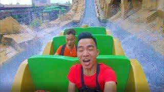 PHD | Lần Đầu Đi Chơi Công Viên |  Theme Park