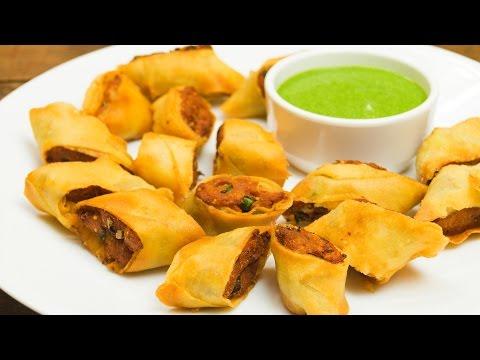Paneer Shanghai Rolls – Quick & Easy Evening Appetizer Recipe – No Onion No Garlic Snacks