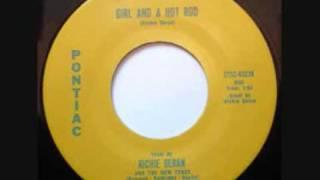 Richie Deran-Girl and a hot rod