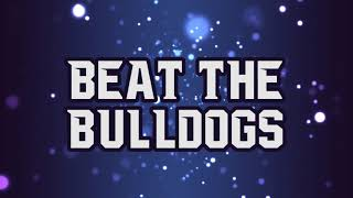 Go Wolverines! Beat The Red Dogs! #ClawsUp!