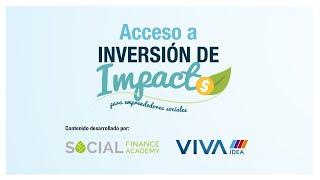 3.1 Mercados de capital para empresas sociales