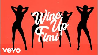 Charly Black, Chris Martin - Whine Up Fimi (Lyric Video)
