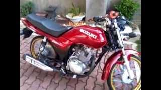 Suzuki gd110 mOdifieD