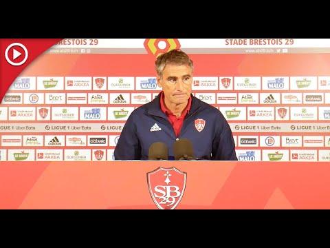 Nantes - Brest | Conférence de presse d'avant-match