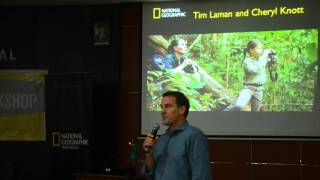 Universitas Nasional – National Geographic Young Explorers Grants Workshop