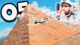Microsoft Flight Simulator - Part 5 - FLYING OVER THE PYRAMIDS OF EGYPT