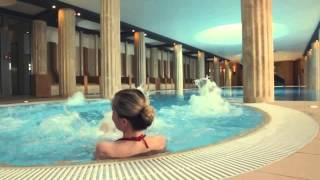 preview picture of video 'Alexandria Spa and Wellness hotel**** Luhačovice'