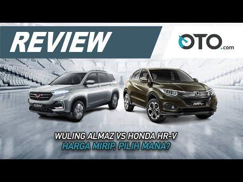 Wuling Almaz vs Honda HR-V | Review | Harga Mirip, Pilih Mana? | OTO.com