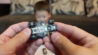 Распаковываем Игрушки Машинки Хотвилс Пикап Чопер Игрушки для Мальчиков