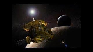 Исследование Плутона. Полет на край Солнечной системы – 5 млрд км. Космос, Вселенная 11.01
