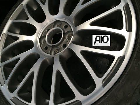 Felgen Reparatur Fiat ABARTH Felge Original 595 Turismo 500 518292090 AIO Ausburg 17 Zoll