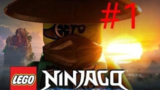 ПОДЗЕМЕЛЬЕ ЧЭНЯ- Прохождение игры LEGO Ninjago: Тень Ронина на андроид #1
