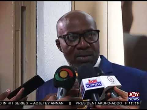 Increasing Cocoa Productivity - Joy Business Today (18-5-18)