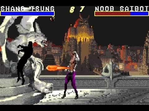 TAS HD: Mortal Kombat Advance