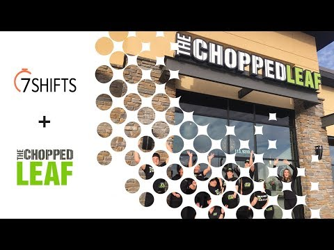 7shifts + The Chopped Leaf youtube video thumbnail