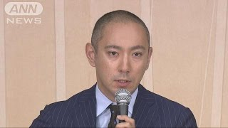 麻央さんが乳がん市川海老蔵さん会見ノーカット116/06/09