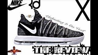 timeless design 378a4 ff49e Nike Kd 10 X Review Nike Kd 10 X On Feet Nike Kd 10 X Unboxing