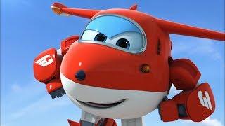 Супер Крылья |  1 сезон 4+5 серия | Мультик про самолеты трансформеры на русском
