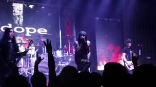 Dope You Spin Me Round(Like A Record)/Nothing For Me Here live