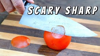 TESTING The Sharpest Knife In The World