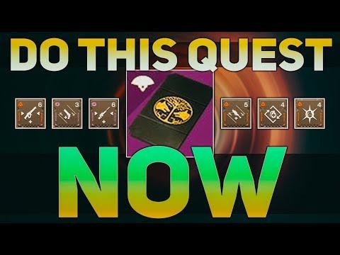 Iron Banner Quest for Season 8 (Quest Bug, Enhanced Mods, & Pinnacle Rewards) | Destiny 2 Shadowkeep