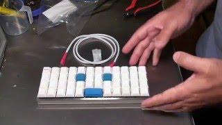 Planck the Ortholinear Keyboard build