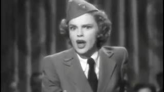 Judy Garland Stereo - How Ya Gonna Keep 'Em Down on the Farm - YMCA Montage - For Me and My Gal