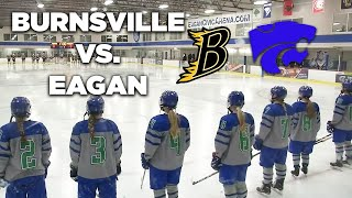 Eagan Girls Hockey Vs. Burnsville